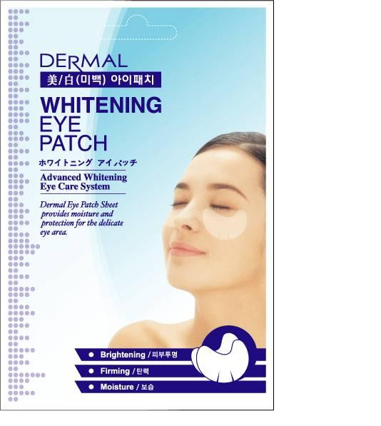 Dermal Whitening Eye Patch