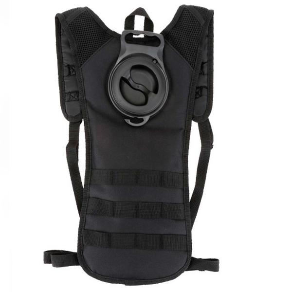 Hydration pack shoulder bag water bladder great for hiking,biking,camping