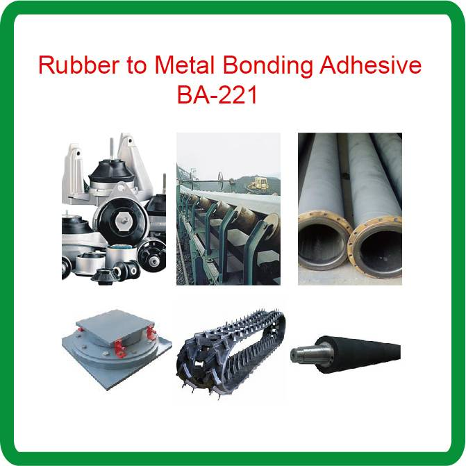 Rubber to Metal Bonding Agent