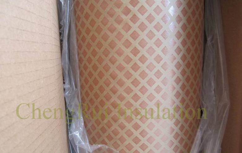 Diamond Dotted Insulation Paper( DDP