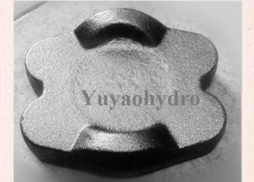 forged body flanges SAE J518