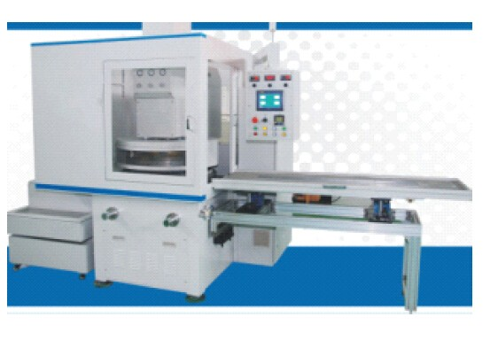 Double side and single side surface fine grinding machine