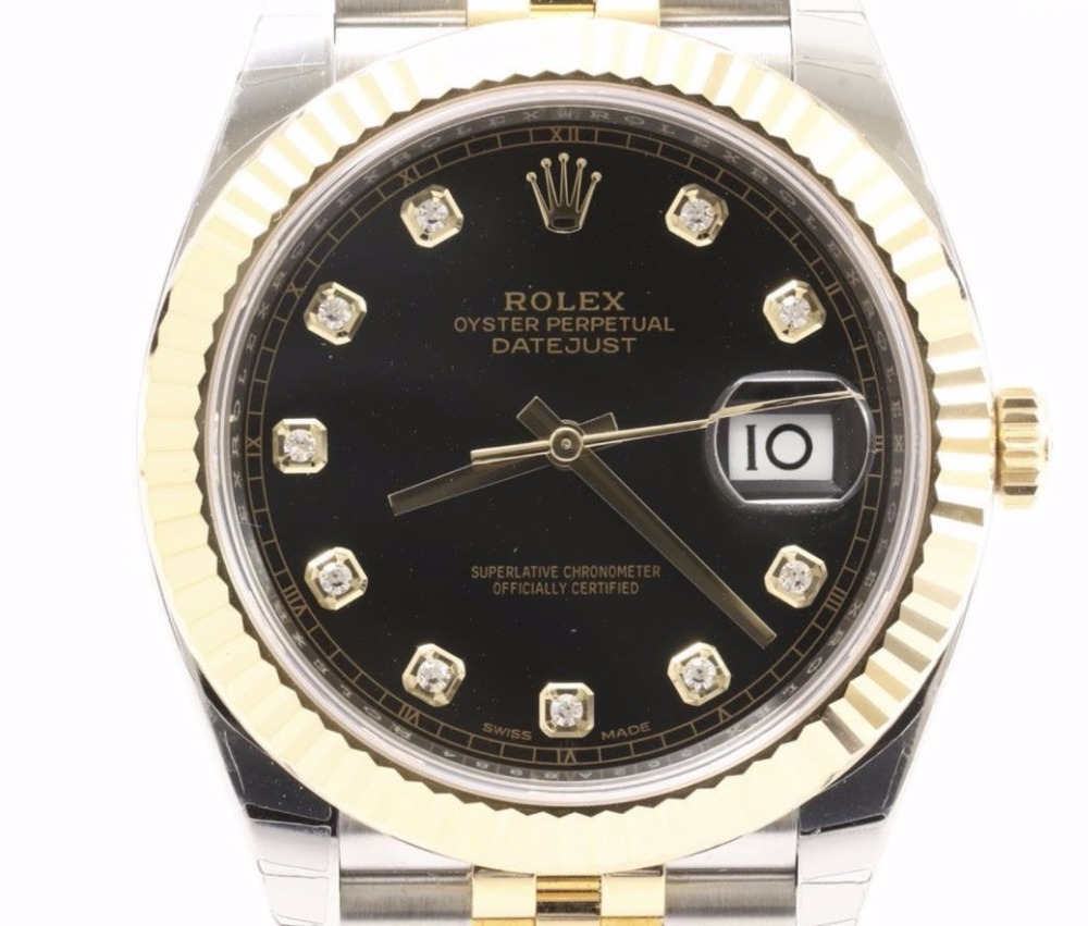 Used Mint Condition high Brand Used ROLEX Datejust 126333 Watches for bulk sale.Other brands too