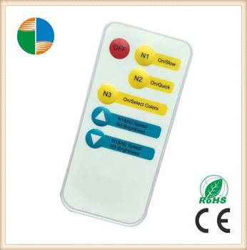 Universal Use IR programable remote control
