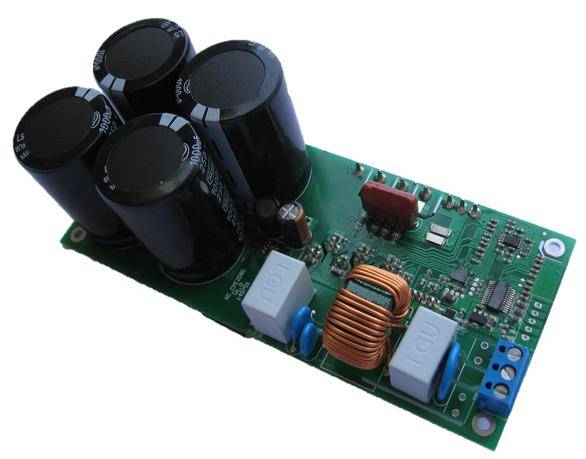 BLDC Motor Driver for Power Tools