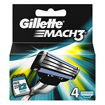 Gillette Mach3 4s Turbo