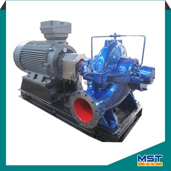 Agriculture Cast Iron Water/Flood Pump,Horizontal Split Case Pump/Drainage Pump