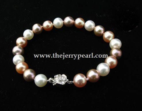 freshwater pearl bracelet JB-0105