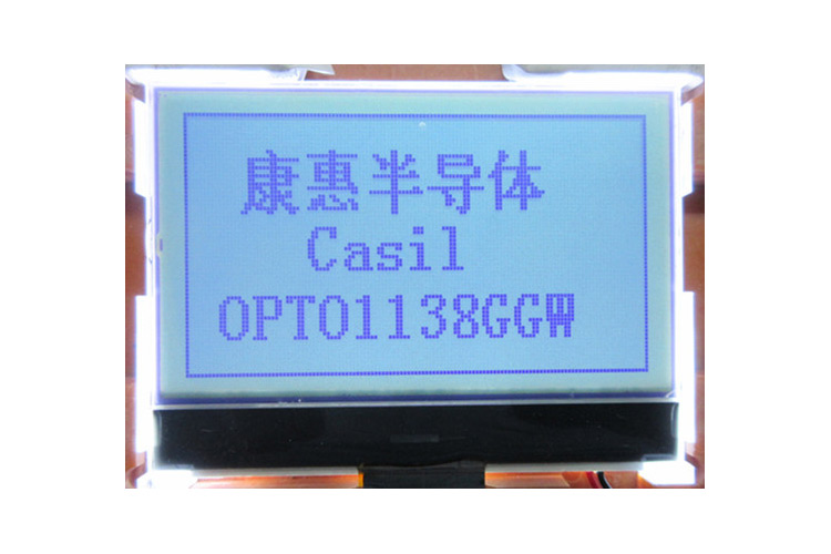 COG Graphic 128x64 Dots LCD Module Display