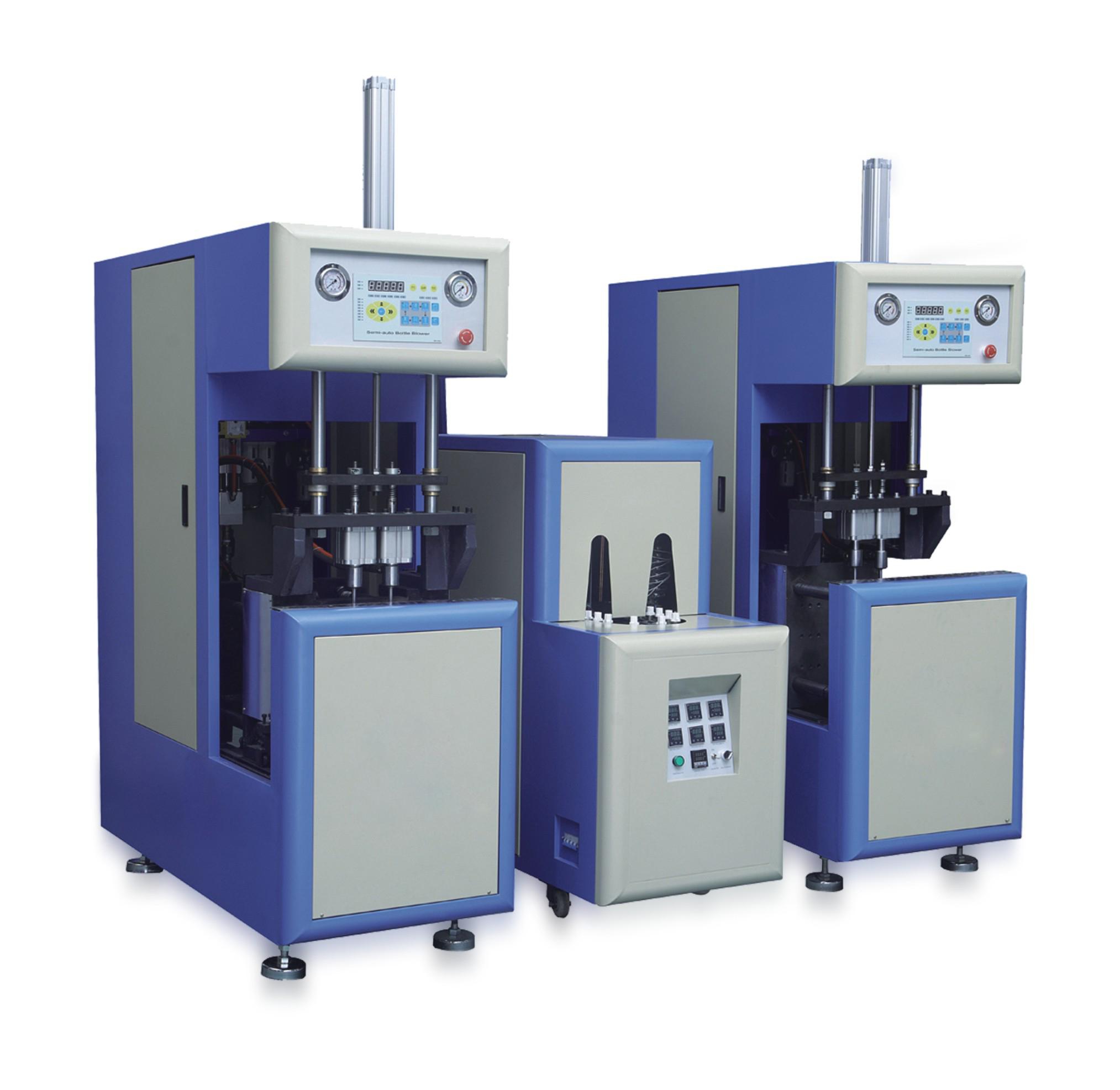 WBS-4 1800BPH Plastic Bottle Blow Molding Machine