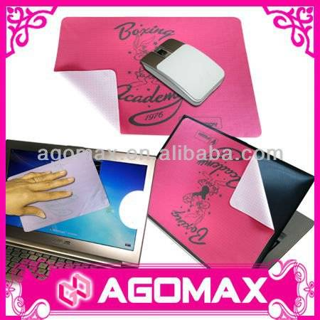Mouse Mat Cleaning Cloth, Computer Products