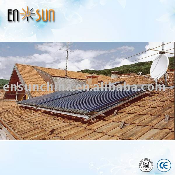 Solar Thermal collector Heat pipe with vacuum tube made in China high effeciency