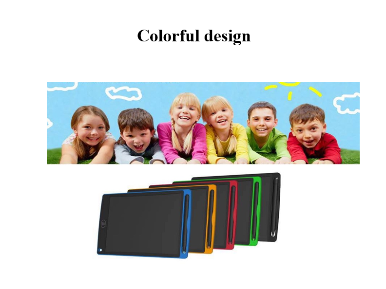 Memo Pad writing board office school supplier 8.5'' 12'' drawing table