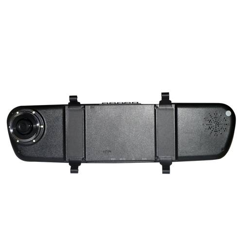 HD Rear-view Mirror Car Camera With Dual LENS DVR-X16A