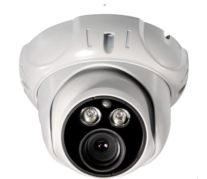 4.0 Megapixel IP Dome Camera