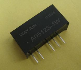 Dual converter A0505S-1W A0515S-1W A1205S-1W