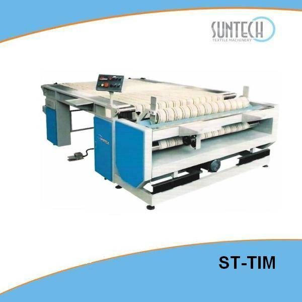 Fabric Inspection Machine& Rolling Machine ( Especially For Home Textile)(ST-TIM)