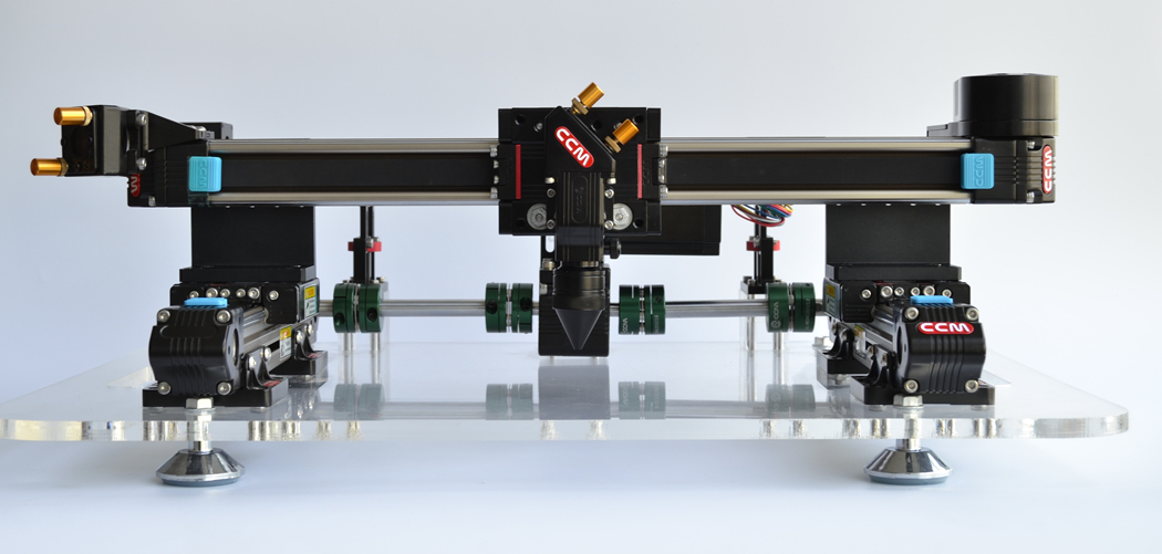 CCM 9060 laser kit XY linear stage for customized CO2 laser machine