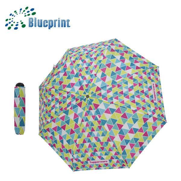 Super Mini Light Waterproof 3 Folding Umbrella