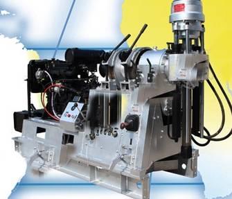 Multipurpose Aluminium XY-3T Core Drilling Drilling Machine