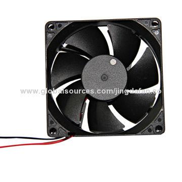 JD8025DC Cooling Fan