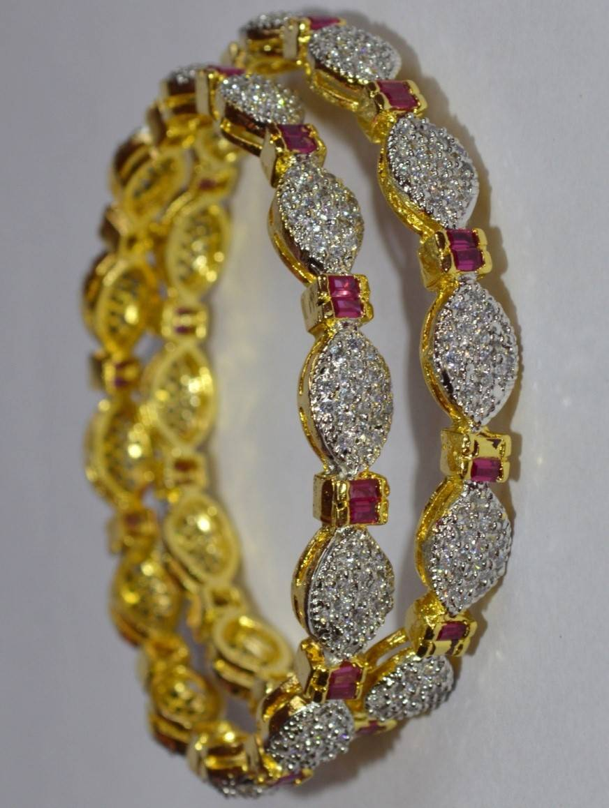Beautiful A D designerBangles