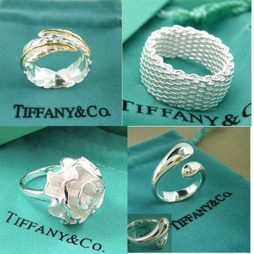 tiffany sterling silver jewelry