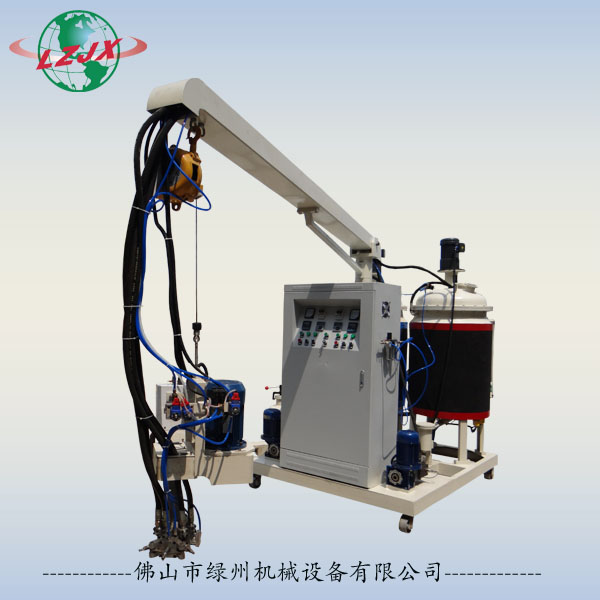 PU Low Pressure Foaming Machine/ PU Car Seats Pouring Machine with Conveyor Type