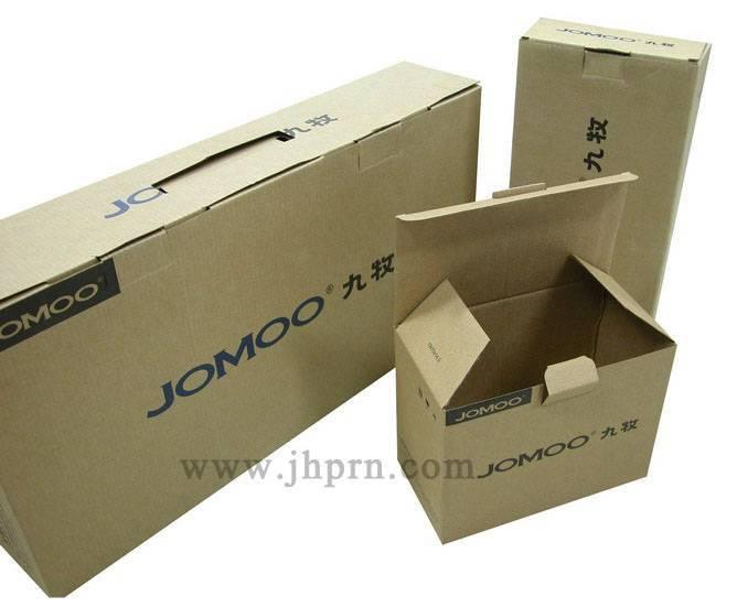 large corugated shipping carton box