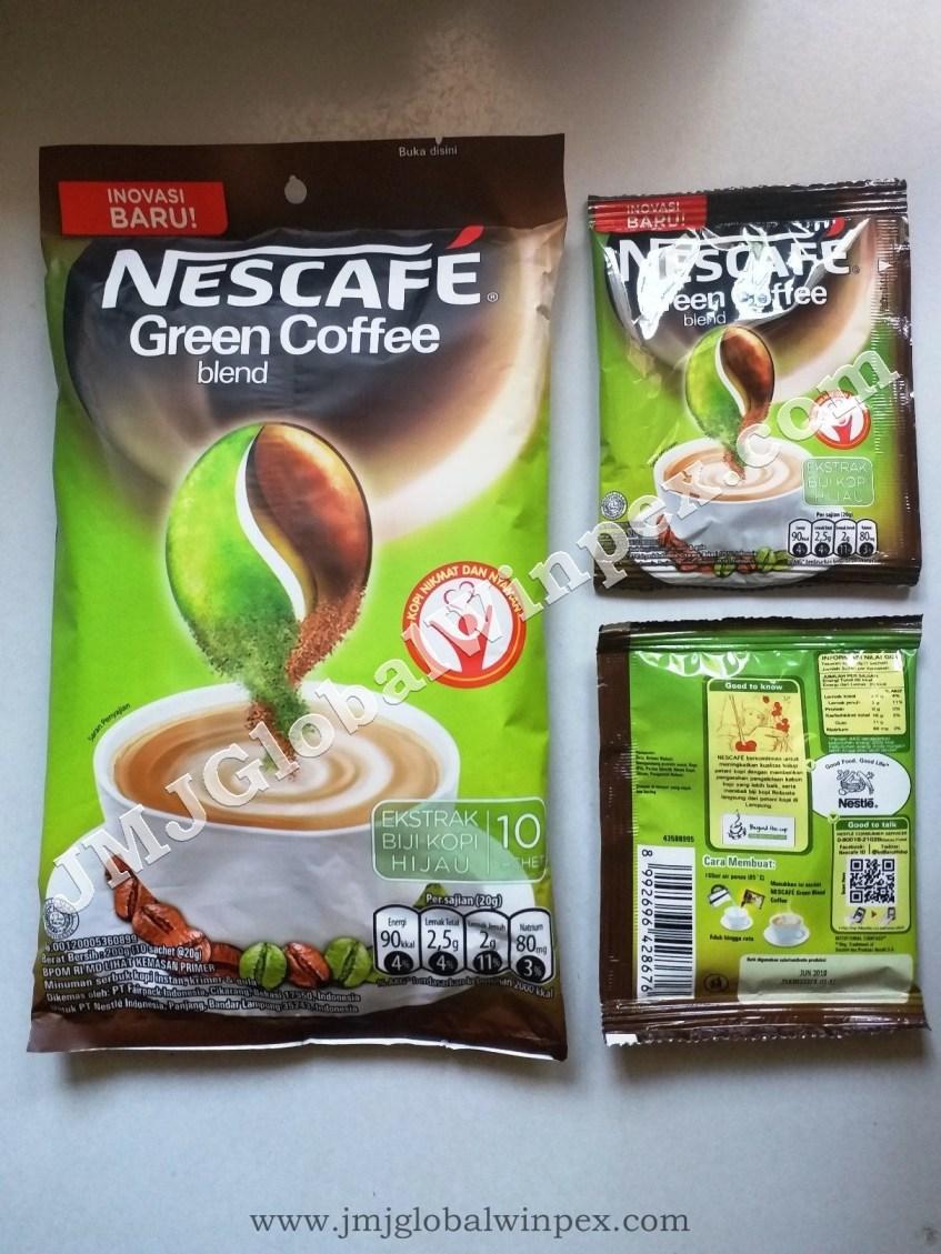 NESCAFE 3 in 1 Green blend