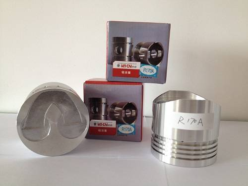 Forged Engine Piston for Tractor Engine Spare Parts