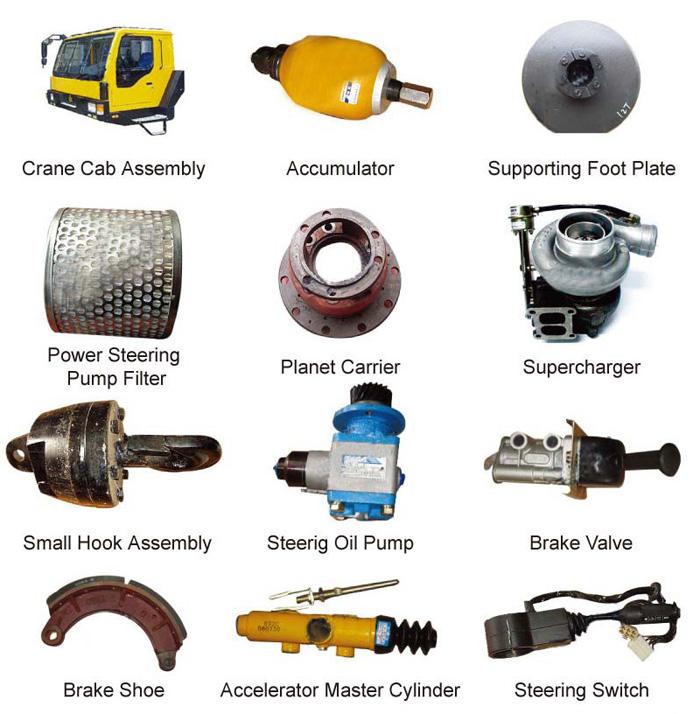 steering oil pump,XCMG machinery parts,truck crane parts, All Terrain Crane parts