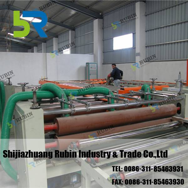 High Efficiency Gypsum Board Laminating Machine