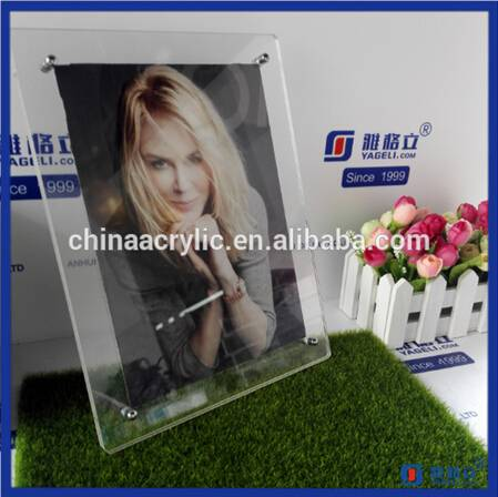 Acrylic Picture Frame