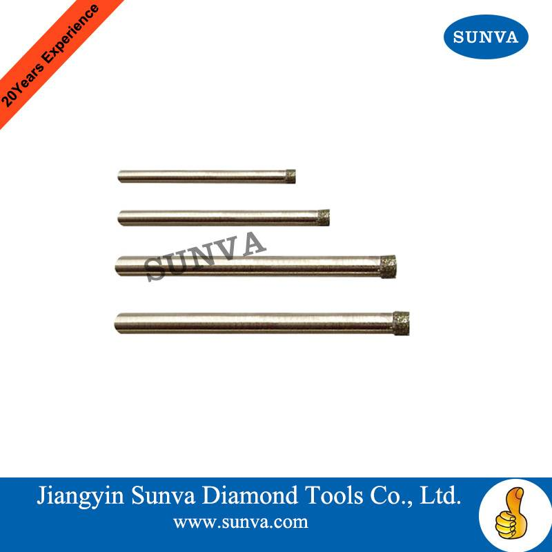 SUNVA Solid Diamond Drills Bits / Diamond Tools