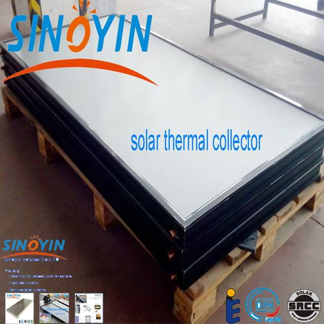 solar thermal collector of 2.15sqm
