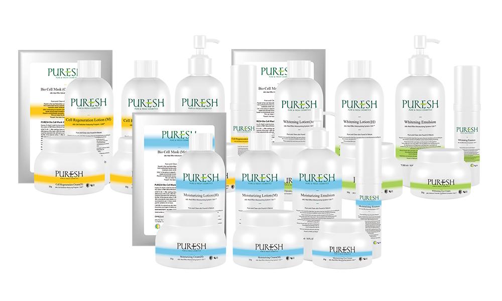 Puresh (HS330499)