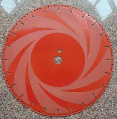 General purpose blade rescue diamond blades