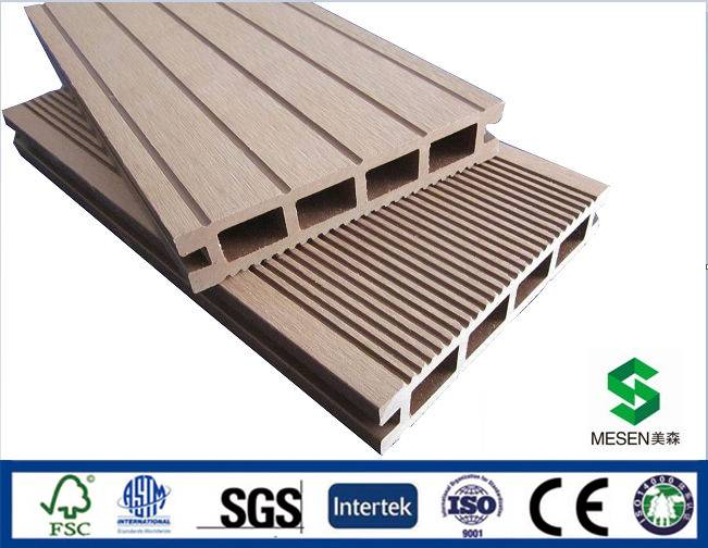 Sell Landscape Wood Plastic Composite(WPC) Decking Outdoor Flooring
