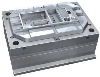 Auto air conditioner mould and plastic parts in Huangyan China