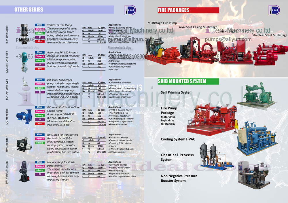 Pump New General Catalogue page 05 0923