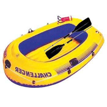Intex Challenger 3 Boat Set 68370