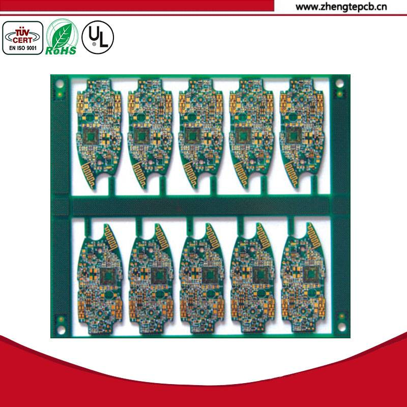 prototype pcb/quick turn PCB/ PCB Mass Production of double sided PCB Factory Price