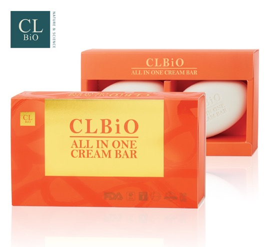 CLBiO ALL IN ONE CREAM BAR