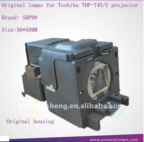 TLP-LV8 projector  lamp