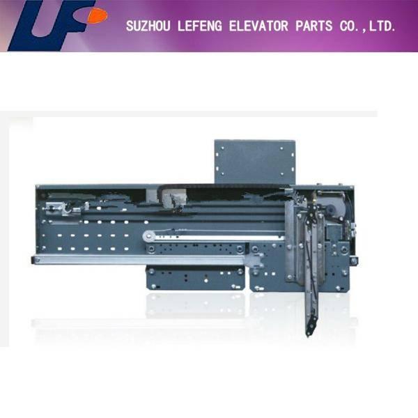 Elevator door operator, fermator type two panels side opening