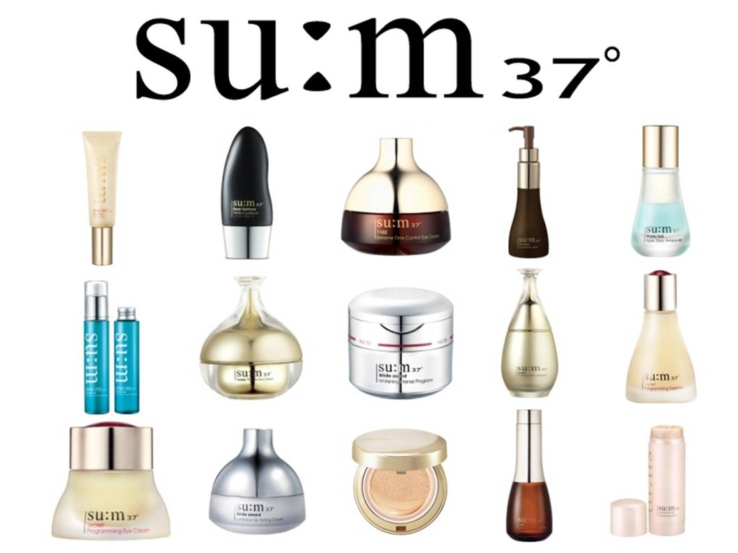 [SU:M37] KOREAN COSMETICS WHOLESALE AMICELL
