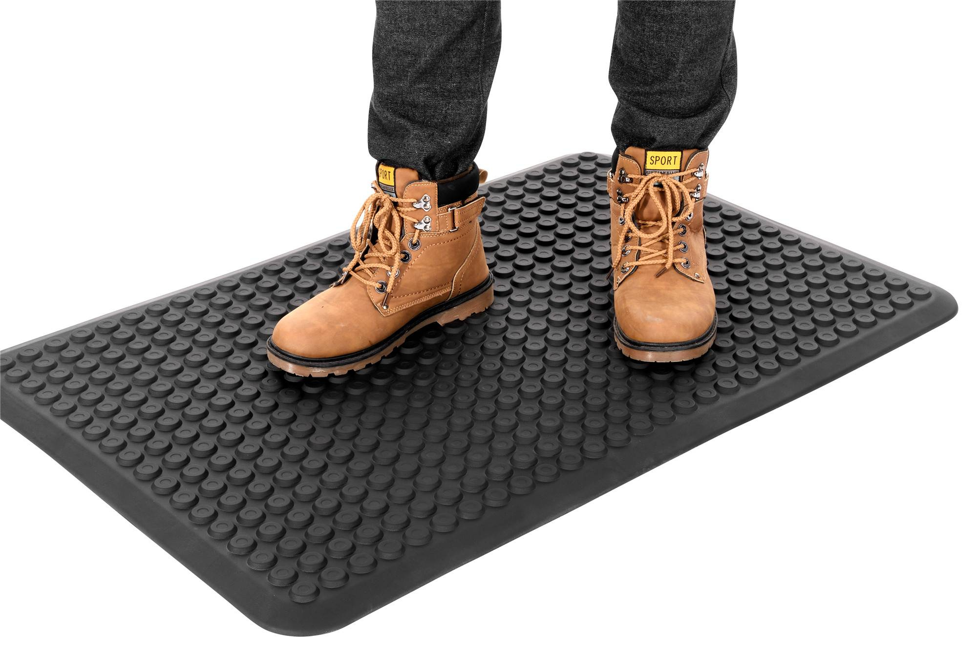 100% anti-fatigue mat and standing mat