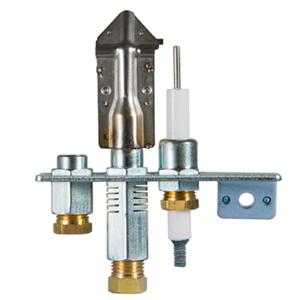 B880211 indoor fireplace igniter gas pilot burner assembly