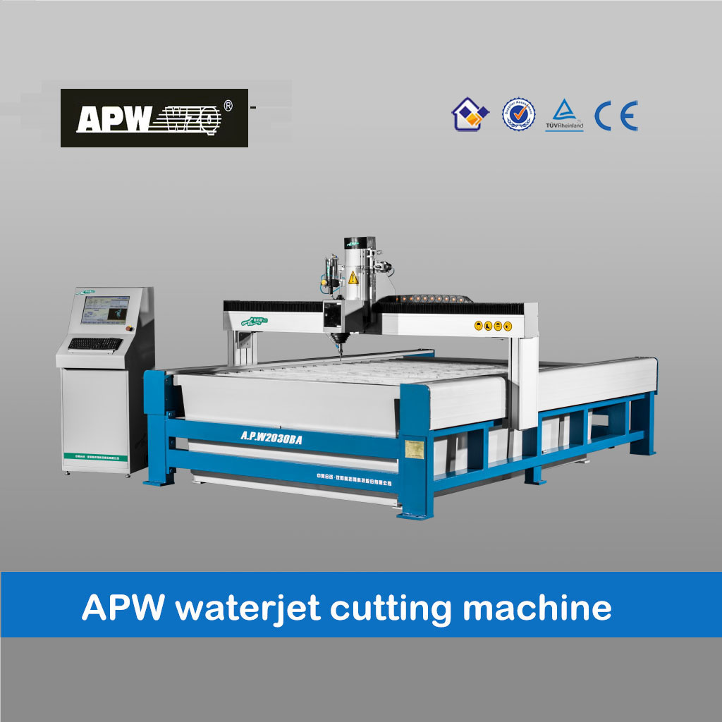 New type mini waterjet cutting machine